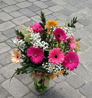 Dashing Daisies from Rose Garden Florist in Barnegat, NJ