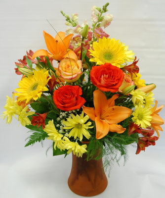 Sunshine from Rose Garden Florist in Barnegat, NJ