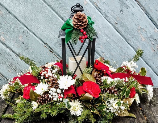 Home for the Holidays from Rose Garden Florist in Barnegat, NJ