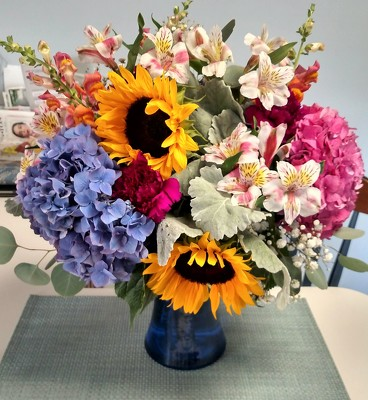 LBI Summer Garden from Rose Garden Florist in Barnegat, NJ