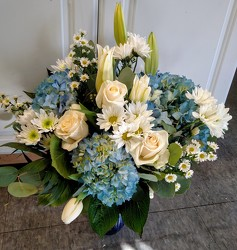 Barnegat Bay Blues from Rose Garden Florist in Barnegat, NJ