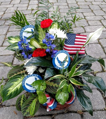 Patriot's Garden from Rose Garden Florist in Barnegat, NJ