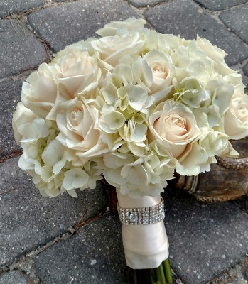 Ivory Perfection from Rose Garden Florist in Barnegat, NJ