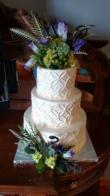 Art Deco Perfection from Rose Garden Florist in Barnegat, NJ