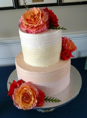 Free Spirit Cake from Rose Garden Florist in Barnegat, NJ