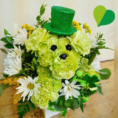 Irisy Puppy Workshop from Rose Garden Florist in Barnegat, NJ