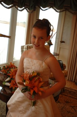 RGFK16 Junior Bridesmaid from Rose Garden Florist in Barnegat, NJ