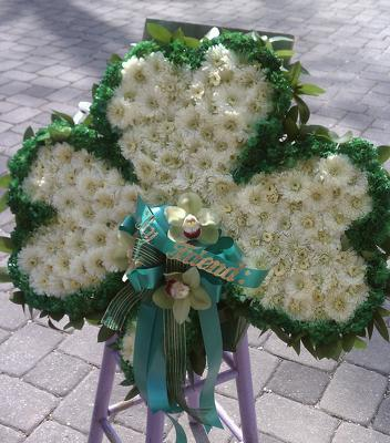 When Irish Eyes Are Crying from Rose Garden Florist in Barnegat, NJ
