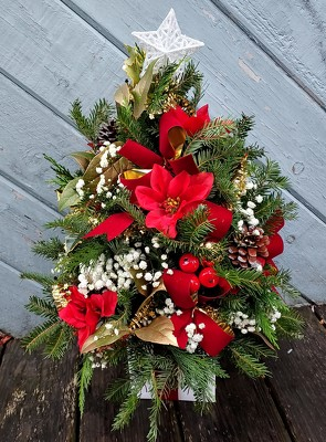 Christmas Tradition from Rose Garden Florist in Barnegat, NJ