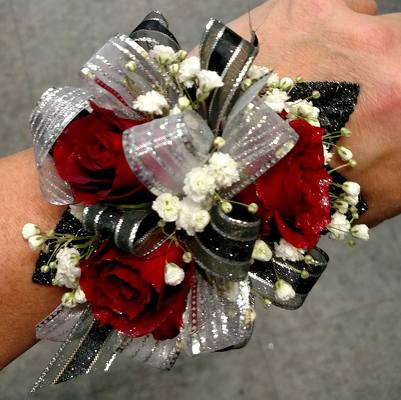 Red Rose Corsage from Rose Garden Florist in Barnegat, NJ