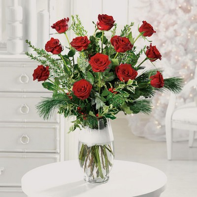 Classic Red Roses from Rose Garden Florist in Barnegat, NJ
